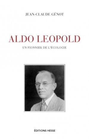Aldo Leopold - hesse - 9782357060647 -