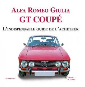 Alfa Roméo Giulia GT Coupé - du palmier - 9782360590261 -