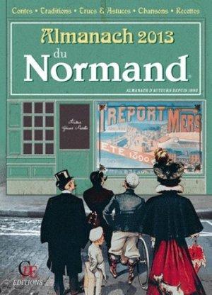 Almanach du Normand - CPE - 9782365720595 -