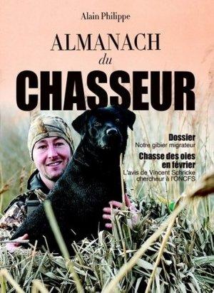 Almanach du chasseur 2014-2015 - cpe - 9782365722933 -
