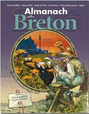 Almanach du Breton. Edition 2016 - CPE - 9782365723695 -