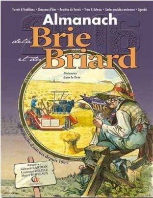 Almanach de la Brie et du Briard - CPE - 9782365723701 -