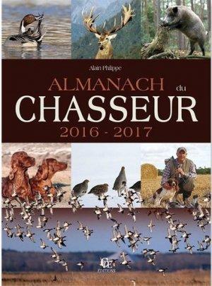 Almanach du chasseur 2017 - cpe - 9782365725439 -