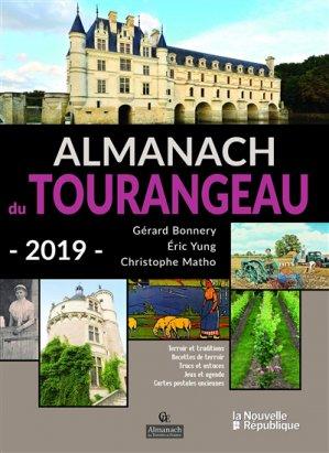 Almanach du Tourangeau 2019 - cpe - 9782374000725 -
