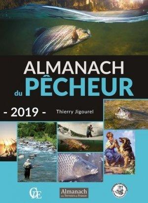 Almanach du pêcheur - pelican editions - 9782374000770 -