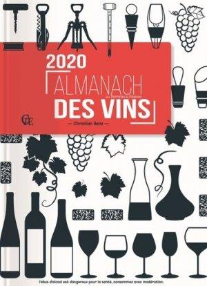 Almanach des vins - du pelican - 9782374001296 -