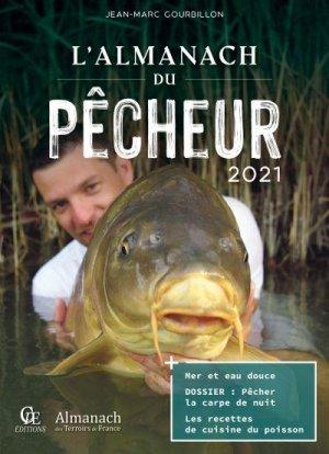 Almanach du pêcheur - pelican editions - 9782374002293 -