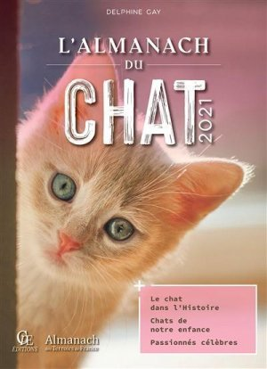 Almanach des chats - pelican editions - 9782374002309 -