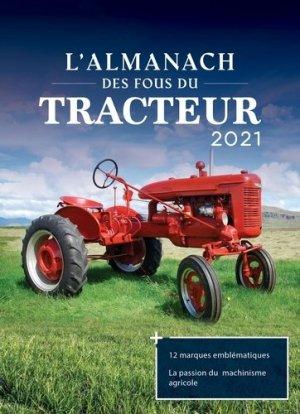 Almanach des fous du tracteur - pelican editions - 9782374002323 -