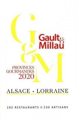 Alsace Lorraine - gault et millau - 9782375570302 -