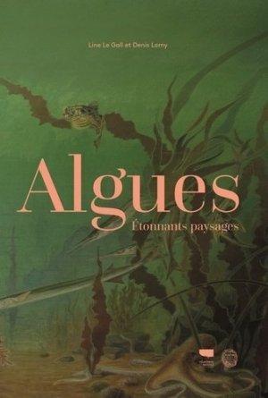 Algues - delachaux et niestlé - 9782603026250 -