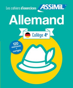 Les Cahiers d'Exercices Allemand - assimil - 9782700508017 -