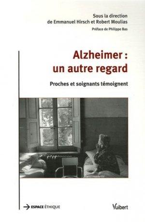 Alzheimer : un autre regard - vuibert - 9782711772919 -