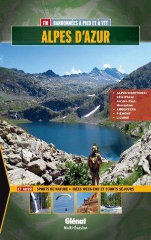 Alpes d'Azur - glenat - 9782723478410 -
