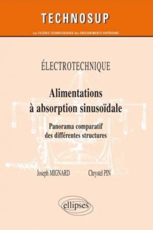 Alimentations à absorption sinusoïdale - ellipses - 9782729885281 -