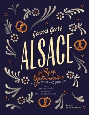 Alsace - de la martiniere - 9782732478555 -