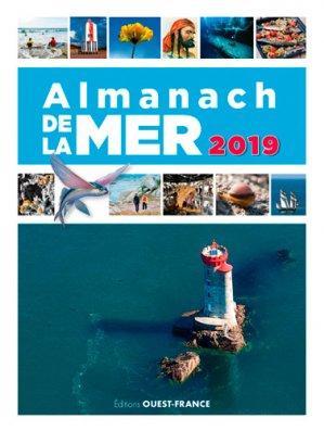 Almanach de la mer 2019 - ouest-france - 9782737378508 -