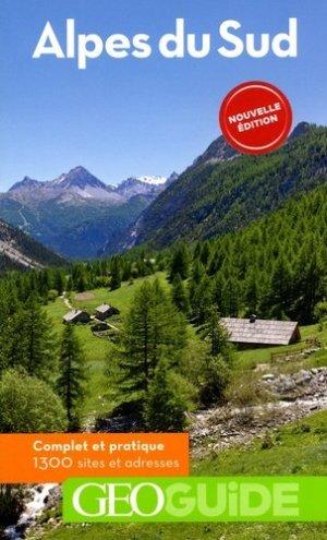 Alpes du Sud. 2e édition - gallimard editions - 9782742446162 -