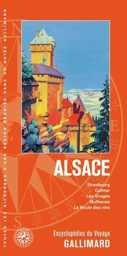 Alsace - gallimard editions - 9782742451043 -