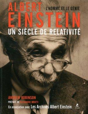 Albert Einstein - place des victoires - 9782809912890 -