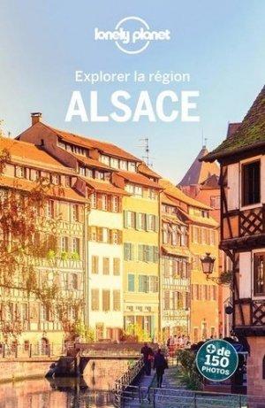 Alsace. 3e édition - Lonely Planet - 9782816177183 -
