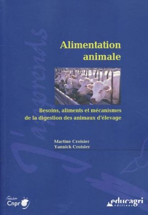 Alimentation animale - educagri - 9782844448958 -