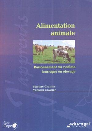 Alimentation animale - educagri - 9782844449795 -