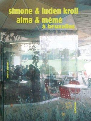 Alma et Mémé à Bruxelles - sens et tonka - 9782845342651 -