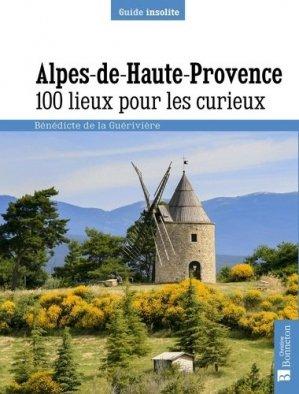 Alpes de Haute-Provence - Christine Bonneton - 9782862538969 -