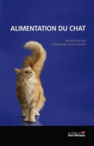 Alimentation du chat - du point veterinaire - 9782863263266 -