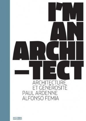 Alfonso Femia, + D'architecture - aam - 9782871433484 -