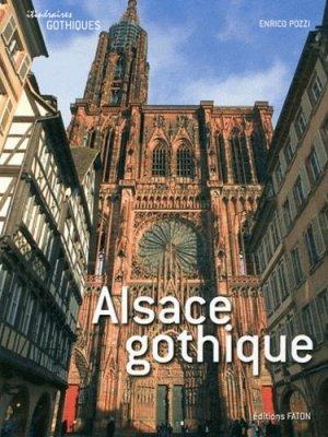 Alsace gothique - faton - 9782878441420 -