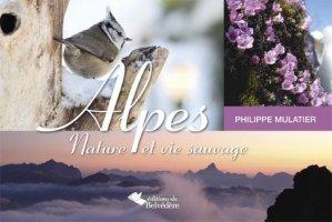 Alpes - du belvedere - 9782884192514 -