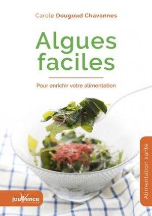 Algues faciles - jouvence - 9782889119196 -