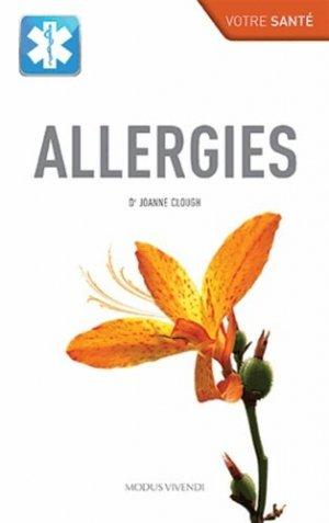Allergies - modus vivendi (canada) - 9782895238300 -