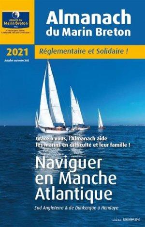 Almanach du Marin Breton 2021 - oeuvres du marin breton - 9782902855667 -