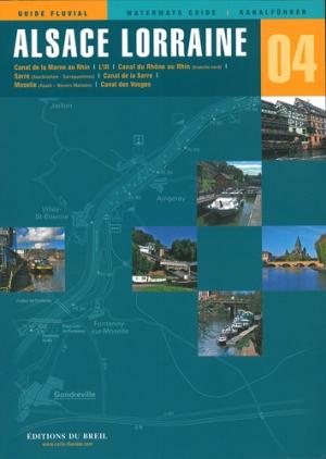 Alsace Lorraine - du breil - 9782913120631 -