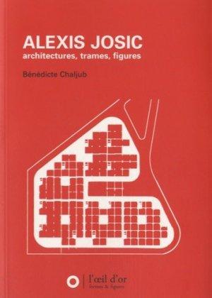 Alexis Josic - l'oeil d'or - 9782913661523 -