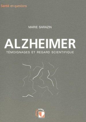 Alzheimer - datebe - 9782915968330 -