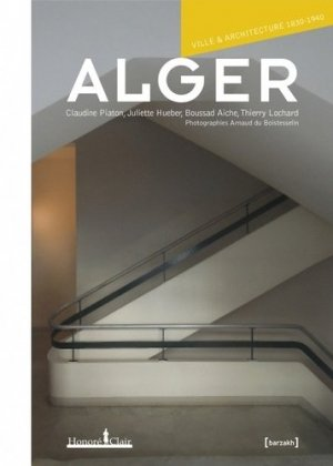 Alger - honoré clair editions - 9782918371298 -