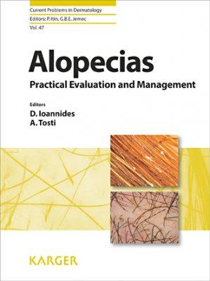 Alopecias - karger - 9783318027747 -