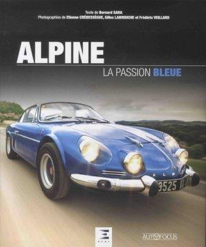 Alpine - etai - editions techniques pour l'automobile et l'industrie - 9791028302375 -