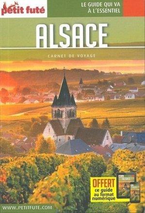 Alsace. Edition 2018 - nouvelles éditions de l'université petit futé - 9791033191599 -