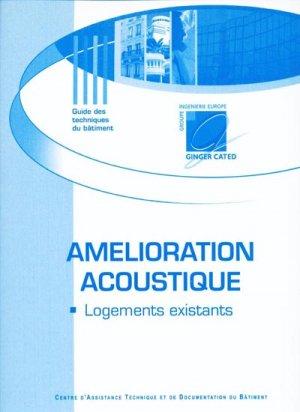 Amélioration acoustique - ginger cated - 2223705107050 -