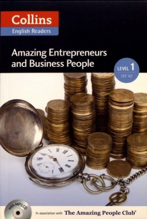 Amazing Entrepreneurs and Business People - harpercollins - 9780007545018 -