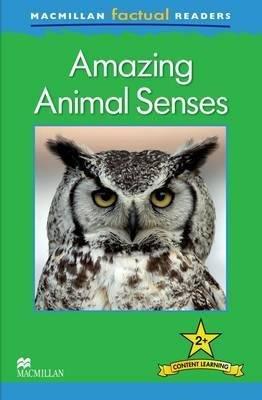 Amazing Animal Senses - macmillan - 9780230432062 -