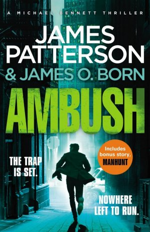 Ambush (A Michael Bennett Thriller N°11) - arrow - 9781784753719 -