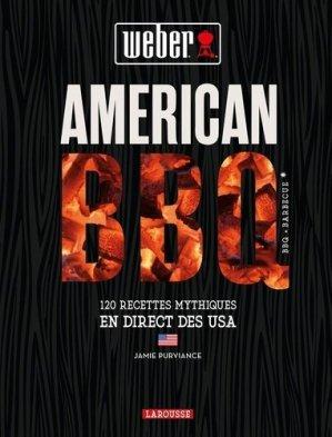 American BBQ - Larousse - 9782035934246 -