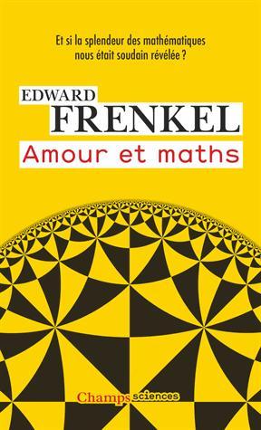 Amour et maths - flammarion - 9782081390546 -