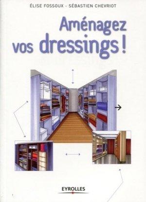 Aménagez vos dressings ! - eyrolles - 9782212133547 -